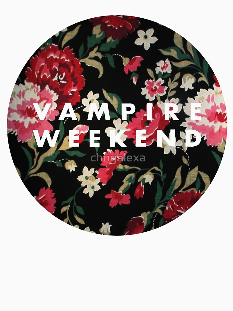 Vampire Weekend Floral | Unisex T-Shirt