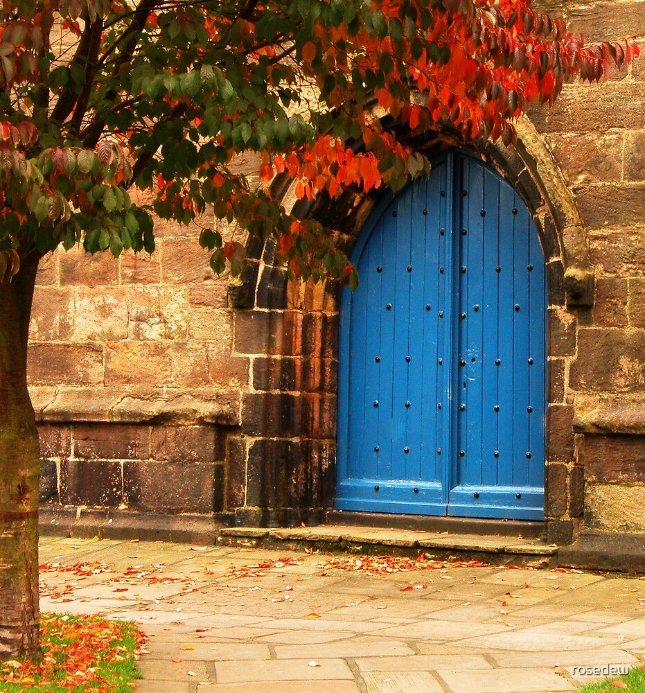 The Church Door by ROSE DEWHURST