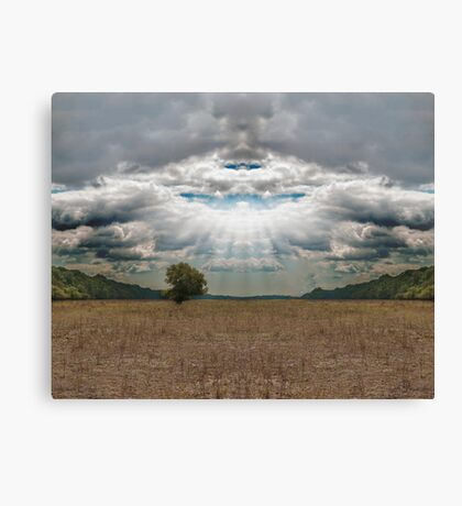 Souls connected Canvas Print