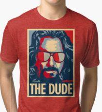 lebowski Tri-blend T-Shirt