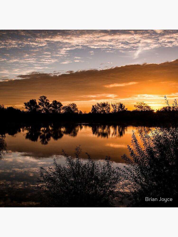 Sunset Skies by GeordieBoi