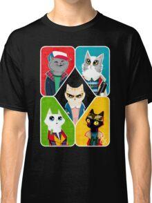 Stranger Cats Classic T-Shirt