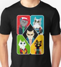 Stranger Cats T-Shirt