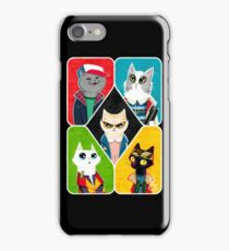 Stranger Cats iPhone Case/Skin