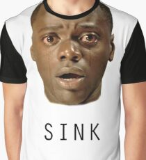 Get Out Movie - Sink Graphic T-Shirt