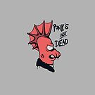 Punk's Not Dead! by KaySaotome