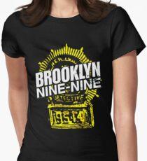 brooklyn nine nine Women's Fitted T-Shirt