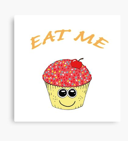 Eat Me! Canvas Print