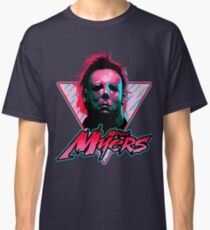 Michael Myers Stay Rad Classic T-Shirt
