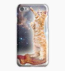 Cute Bacon Cat iPhone Case/Skin