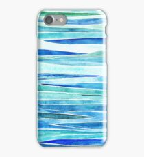 Marine strips iPhone Case/Skin