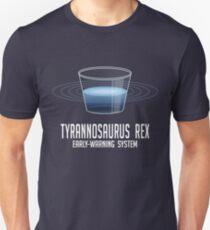 Tyrannosaurus Rex Early-Warning System T-Shirt