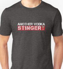Another Vodka Stinger [Company] Slim Fit T-Shirt