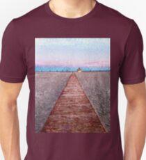Sulina beach, Danube Delta,  Unisex T-Shirt