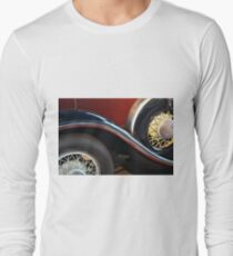 Detail of vintage car wheels T-Shirt