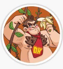 Bears love DK Sticker