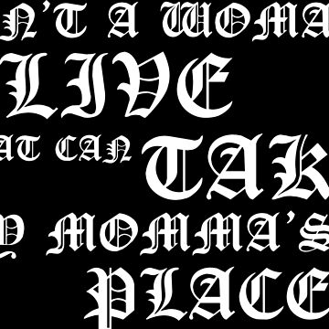 Tupac 2pac Dear Mama Classic by almosthillwood