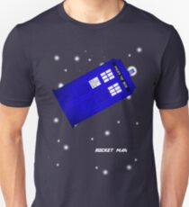 Doctor Who Rocket Man T-Shirt
