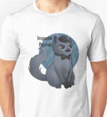 Inspector Purrrot Unisex T-Shirt