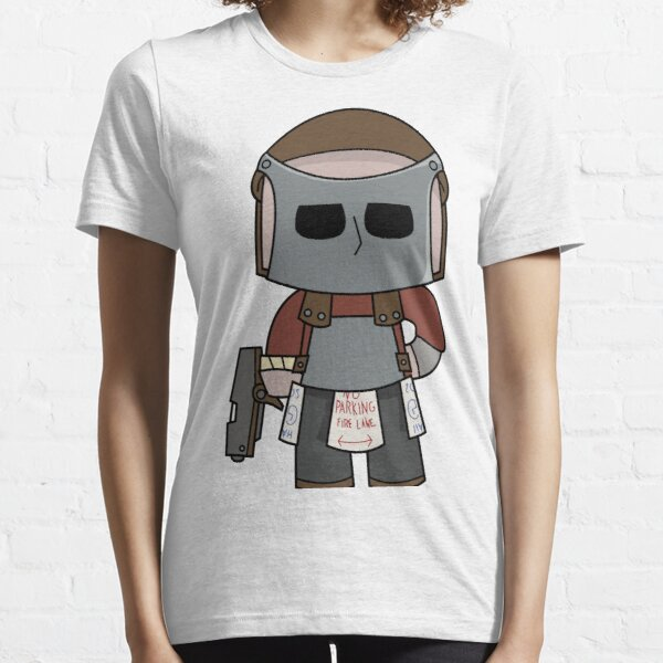 Rust Character in full gear! Essential T-Shirt