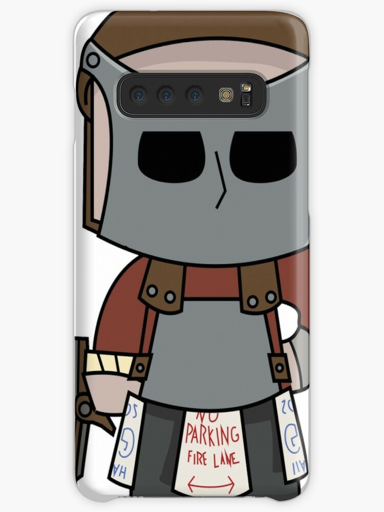 'Rust Character in full gear!' Case/Skin for Samsung Galaxy by Oko Oko