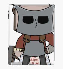 Rust Character in full gear! iPad Case/Skin