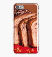 slice  baked sweet bread  iPhone Case/Skin
