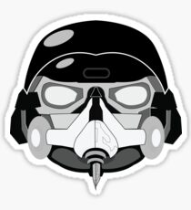 Gasket Mask Sticker
