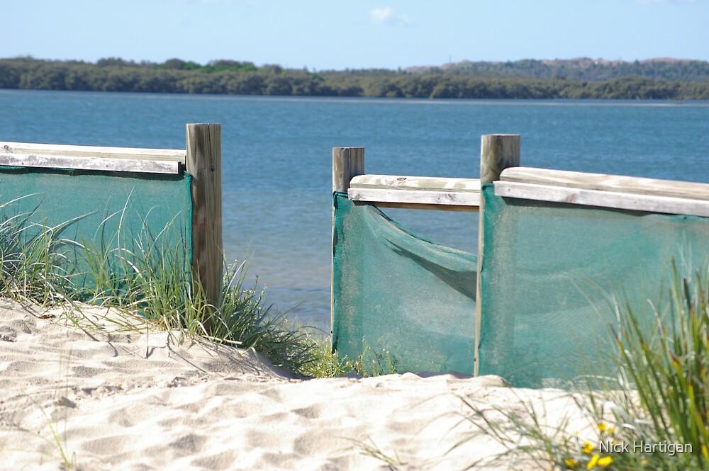 Gateway to the Beach by Nick Hartigan
