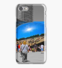 Colour Cloud Gate iPhone Case/Skin