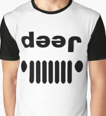 Jeep Logo Sticker Mens TShirts Redbubble - Jeep logo t shirt