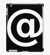 Email at iPad Case/Skin