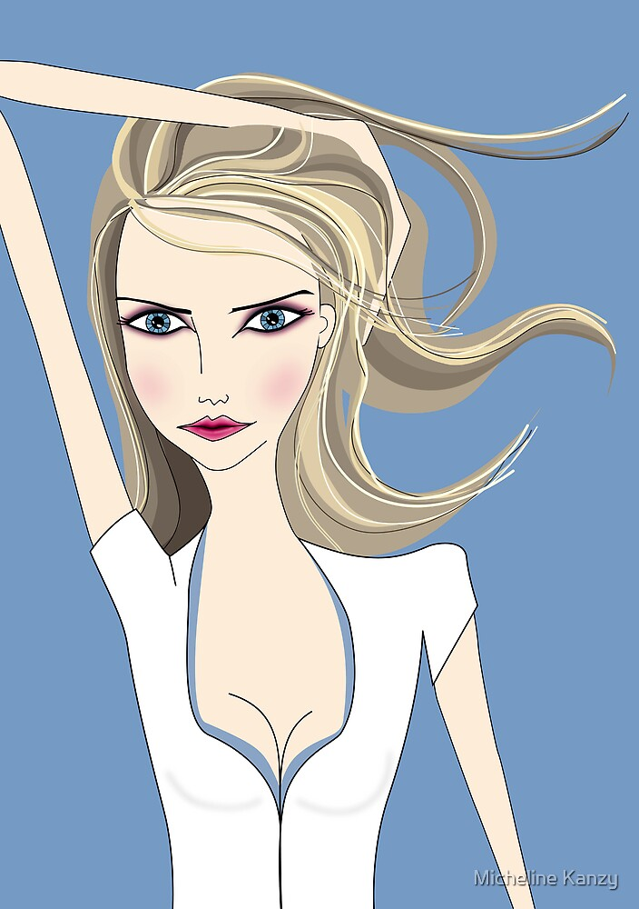 darling II by Micheline Kanzy