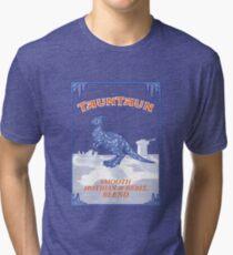 Tauntaun Lights Tri-blend T-Shirt