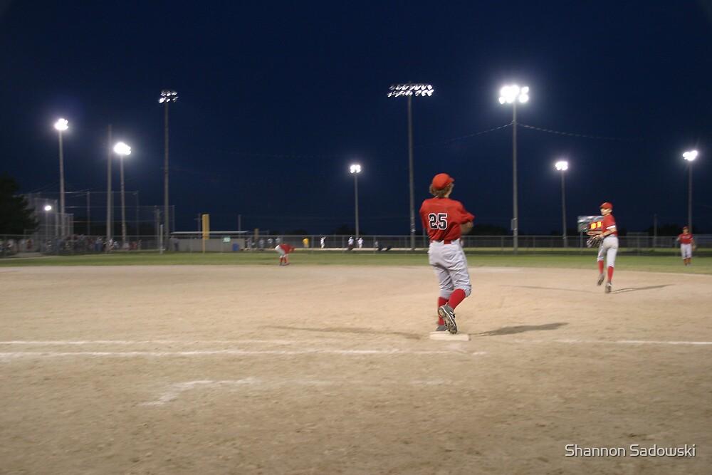 Take the field by Shannon Sadowski
