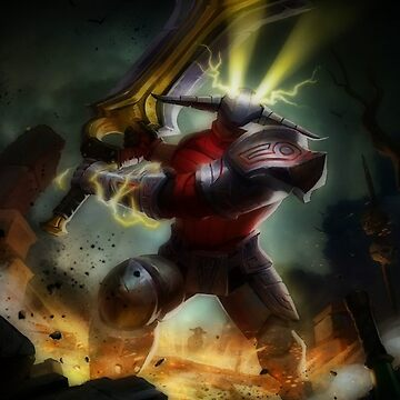 Sven, the Rogue Knight: God's Strength by Kuvzmin