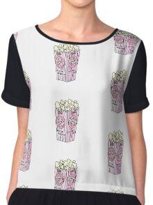 popcorn Chiffon Top