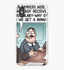 Bankers iPhone Case/Skin