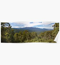 Scammell's Lookout Poster