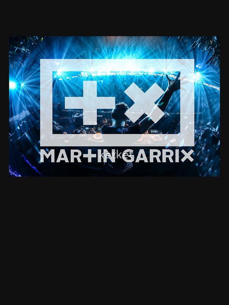 martin garrix by ketket