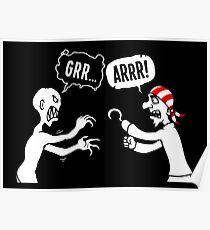 Grrr...Arrr! Poster