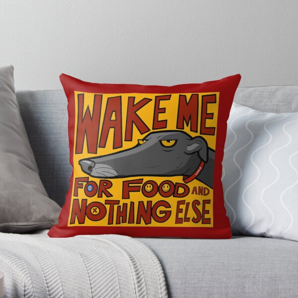 The Only Reason Throw Pillow