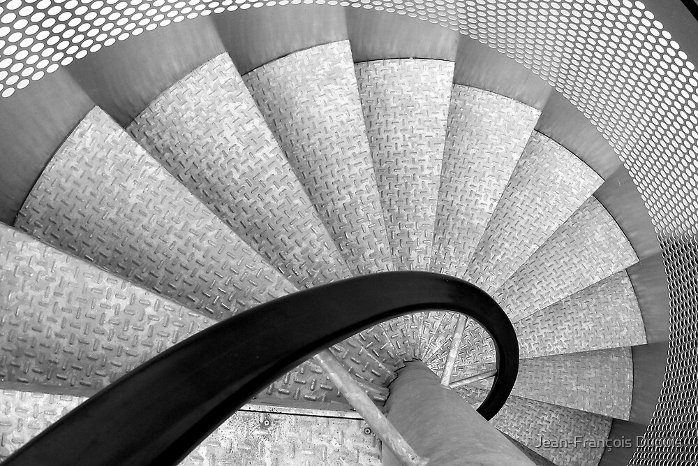 Staircases by Jean-François Dupuis