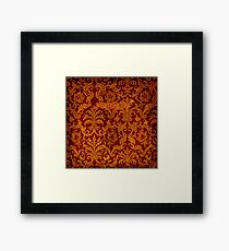 Rise and Shine Cous Framed Print