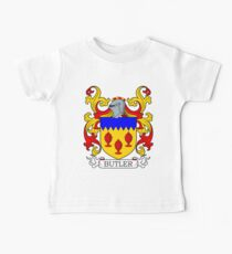 Butler Coat of Arms Kids Clothes
