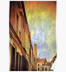 Roubaix Poster