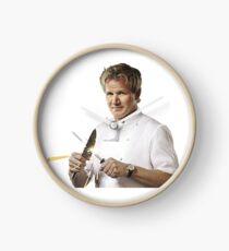 Gordon Ramsay Clock