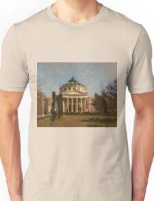 Romanian Athenaeum Unisex T-Shirt