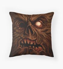 Necronomicon Pillow Throw Pillow