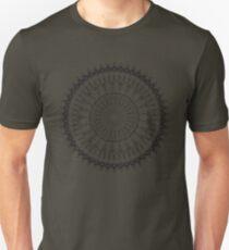 Geometric Sun Unisex T-Shirt